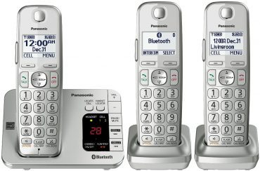 3 Best Cordless Phones (November 2020): Reviews/Buying Guide