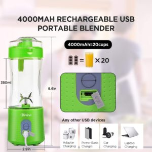 Olivivi Portable Blender 3