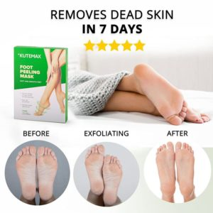 kutemask foot peel mask ingredients