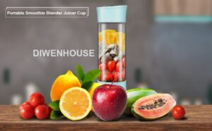 Diwenhouse Portable Blender Review (2020); +Pros/Cons