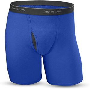 Fruit of the Loom Men's Coolzone Boxer Briefs Review