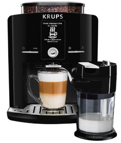 Best espresso-KRUPS EA8298