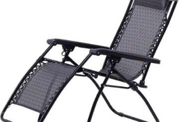 7 Best Durable Zero Gravity Chairs of 2020 (Reviews)