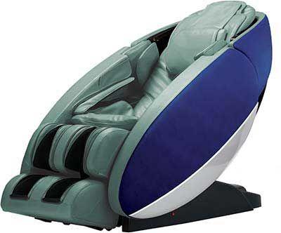 Stealth massage chairs