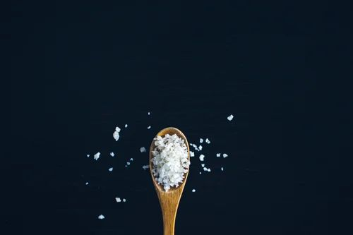 salt in Oil