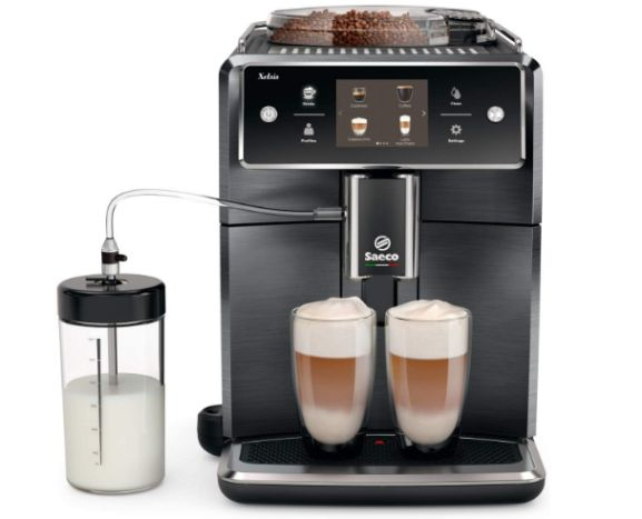 best espresso-saeco xelsis