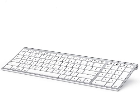 Multi-Device Keyboard for Mac OS