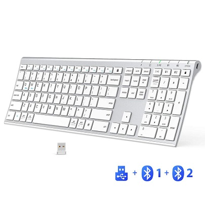iClever DK03 Bluetooth Keyboard