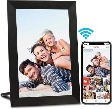 AEEZO WiFi Digital Picture Frame6