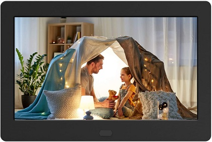 Digital Photo Frame with IPS Screen7