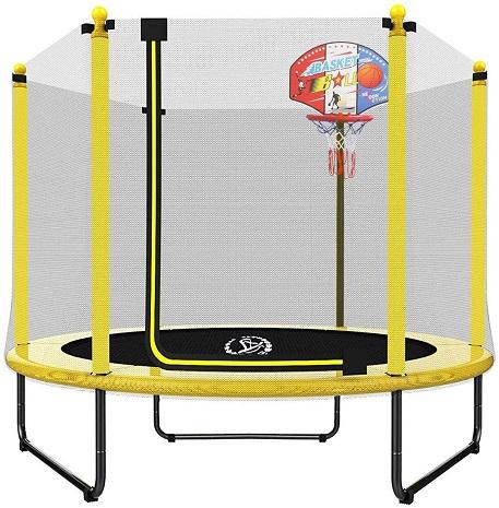 LANGXUN 60 Trampoline for Kids 2