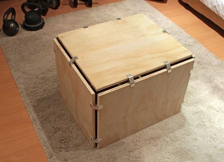 Plyo Box12