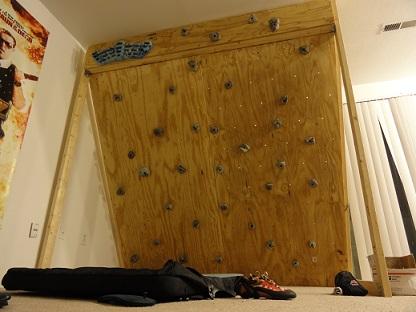 Rock Climbing wall18