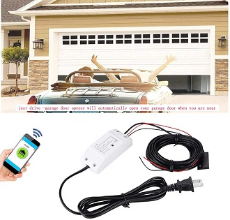 Smart Wi Fi Alexa Garage Door Openers 6