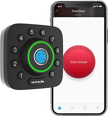 ULTRALOQ U-Bolt Pro Smart Lock 3