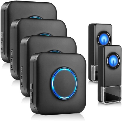 Wireless Doorbell 4