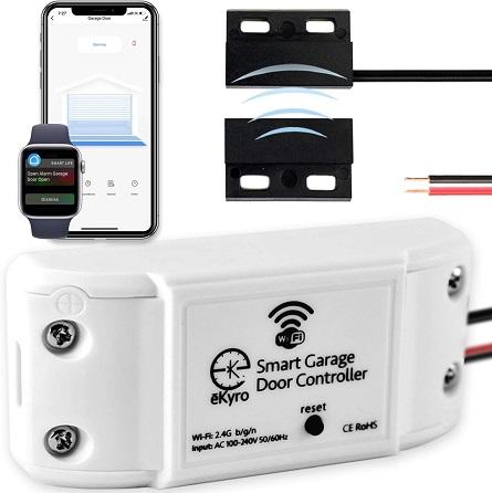 eKyro Smart Garage Door Opener 7