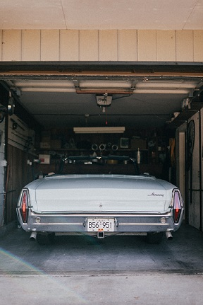 smart garage car