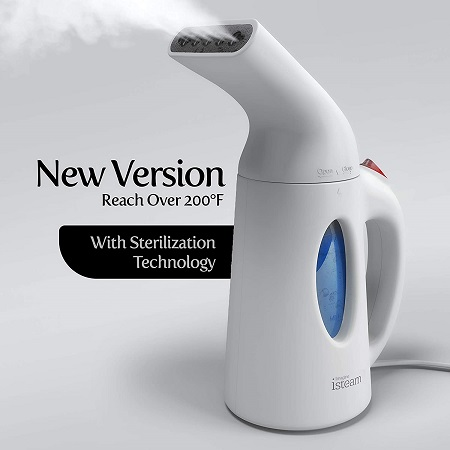 iSteam Steamer for Clothes5
