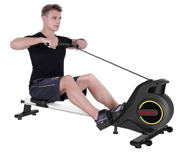 rowing machine yovital