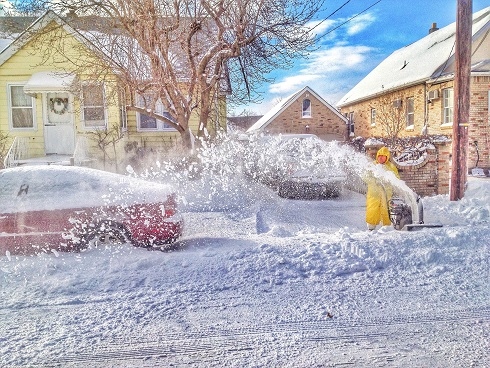 My Snow Blower Won't Start Up? 7 Steps of Troubleshooting