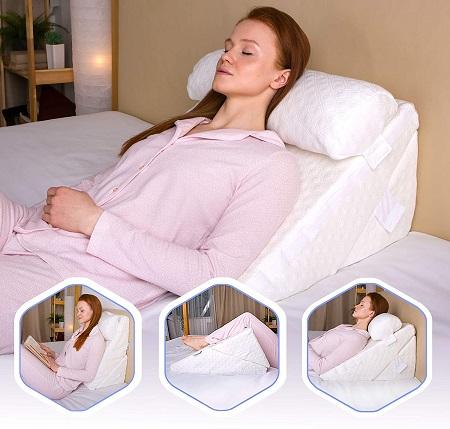 Flexicomfort Wedge Pillow3