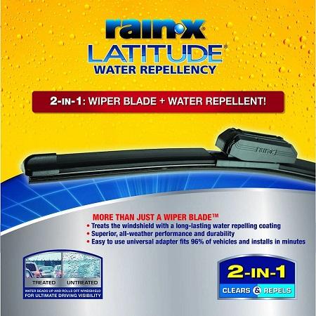 Rain X 2