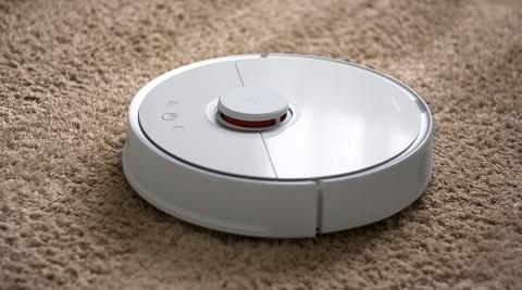 robot vacuum intro