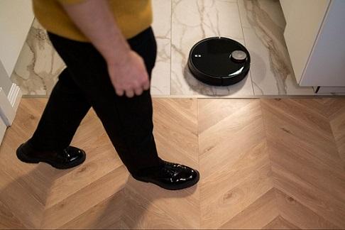 robot vacuum mis8