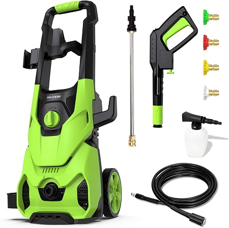 7 Best Pressure Washers in 2021 From All Top Brands