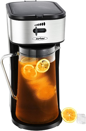 7 Best Iced Tea Makers (2021): Anytime is a Great Time for Iced Tea